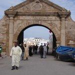 Porte du port -Essaouira