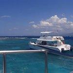 VIP yatch Paradise Island