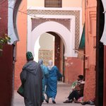 très jolie mosquée non loin de l'hotel