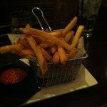 Duck fat fries.
