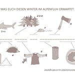 Was gibts Neues im Alpenfluh