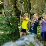 Kinderbereuung im Wald