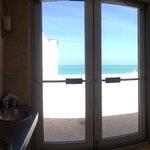 Ocean view, bathroom