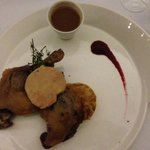the saltiest 'candied duckling'/canette confite I have ever had