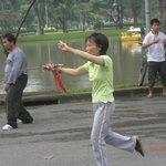 Activities in Lumpini Park