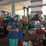 На рынке Фуншала