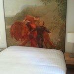 Le lit deux personne