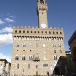 Palazzo Vecchio construído em 1315.