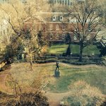 Signers Park from Room 632
