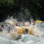 We can take you rafting on the McKenzie River - fun for the whole family!