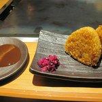 Appetizer_Soy Sauce Onigiri