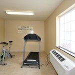 Fitness/Laundry