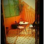 patio area room 12