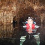 Beautiful cavern