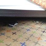 Profilattico sotto il letto