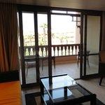 Balcón de la habitacion