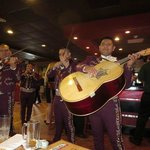 Mariachis on Monday at La Palma.