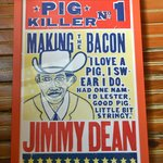 Jimmy Dean poster