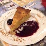 Gâteau maison aux amandes et poires