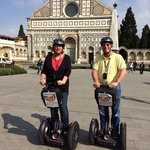 Segway's in Florence