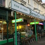 Coeliac friendly Fish and Chips