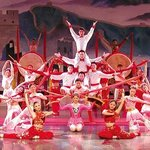 Over 40 Acrobats of China