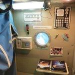 ISS module mock-up