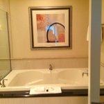 Great bathroom amenities
