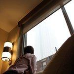 Enjoying the view (ESB)