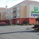 Foto de Holiday Inn Express Tifton