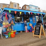 Suzie's Beach Cafe.