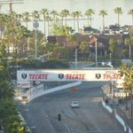 Long Beach getting ready for the grand prix