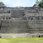 Caracol Mayan Ruins