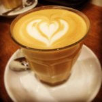 Latte to die for