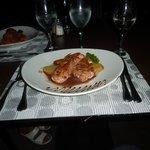 un souper au Thalassa