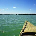Passeio de barco no Velho Chico