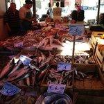 The Ballaro Market
