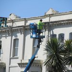 Restoration and Repainting Works