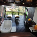 Cottage Suite 307 - terrace