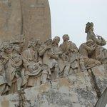 Reliefs Monument Belem