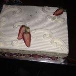 Frasier Cake... yum!