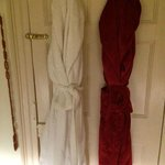 his n hers bathrobes