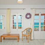 HALARA HOUSE One-Bedroom House with Sea View (2-5 Guests)