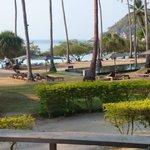 Views from villa 108
