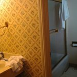 Coin salle de bain, lavabo