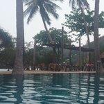 Infinity pool....