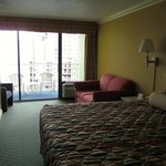 Interior Room 640