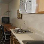 Modified Kitchen