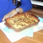 lasagna was so so according to my daughter! Didn't try it so can't say for sure, but i thought i