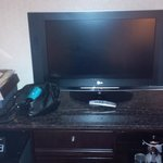 TV in room